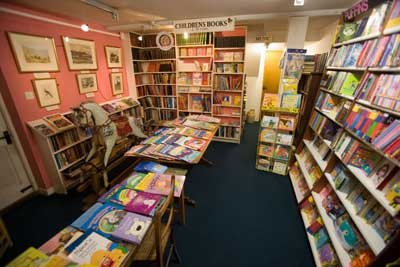 Laurence Oxley Bookshop Southampton